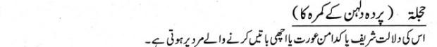 khwab nama khwab main hujla dekhna