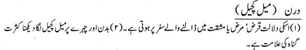 khwab nama khwab main mail kuchail dekhne ki tabeer